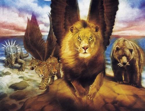 """O zi cu DANIEL… """"cornul mic și poporul sfinților"""""""