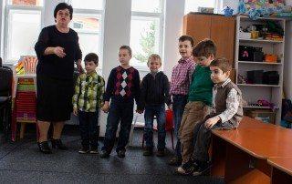 copiii bisericii
