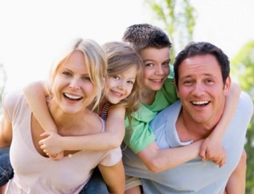 Seri pentru familii