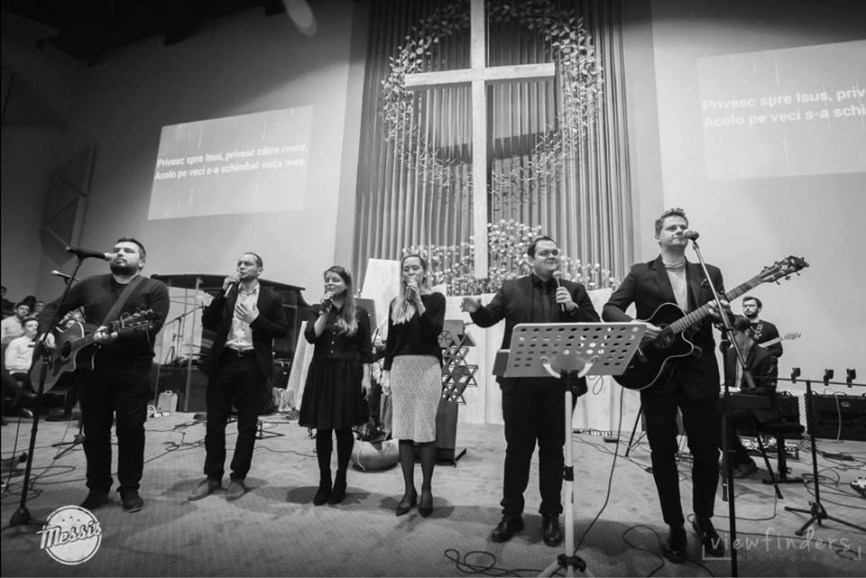 Închinare Grupul Messis