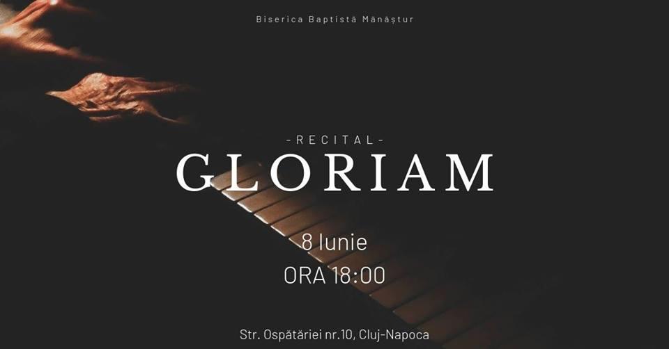 Recital Gloriam